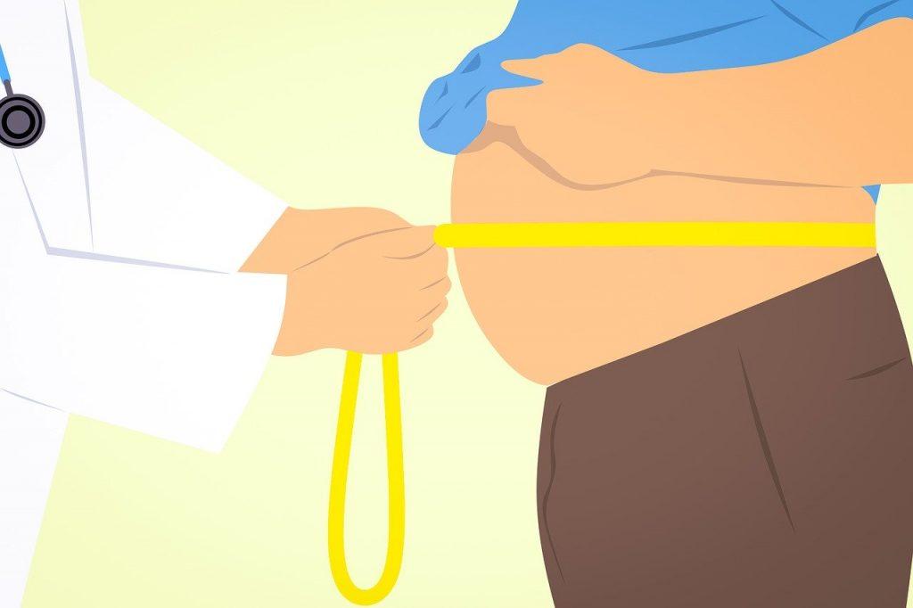 גבר שמן