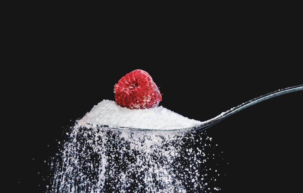 כף עם סוכר
