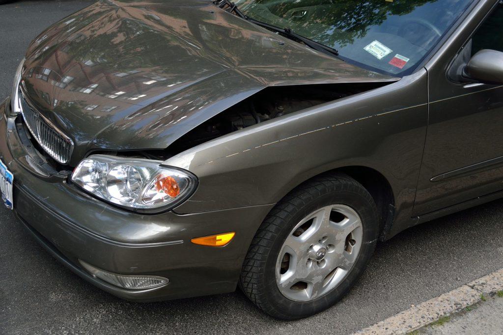 נזק לרכב לאחר תאונה